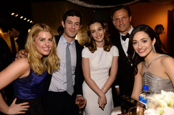 Blair, Seth, Fiona and President Fitz: