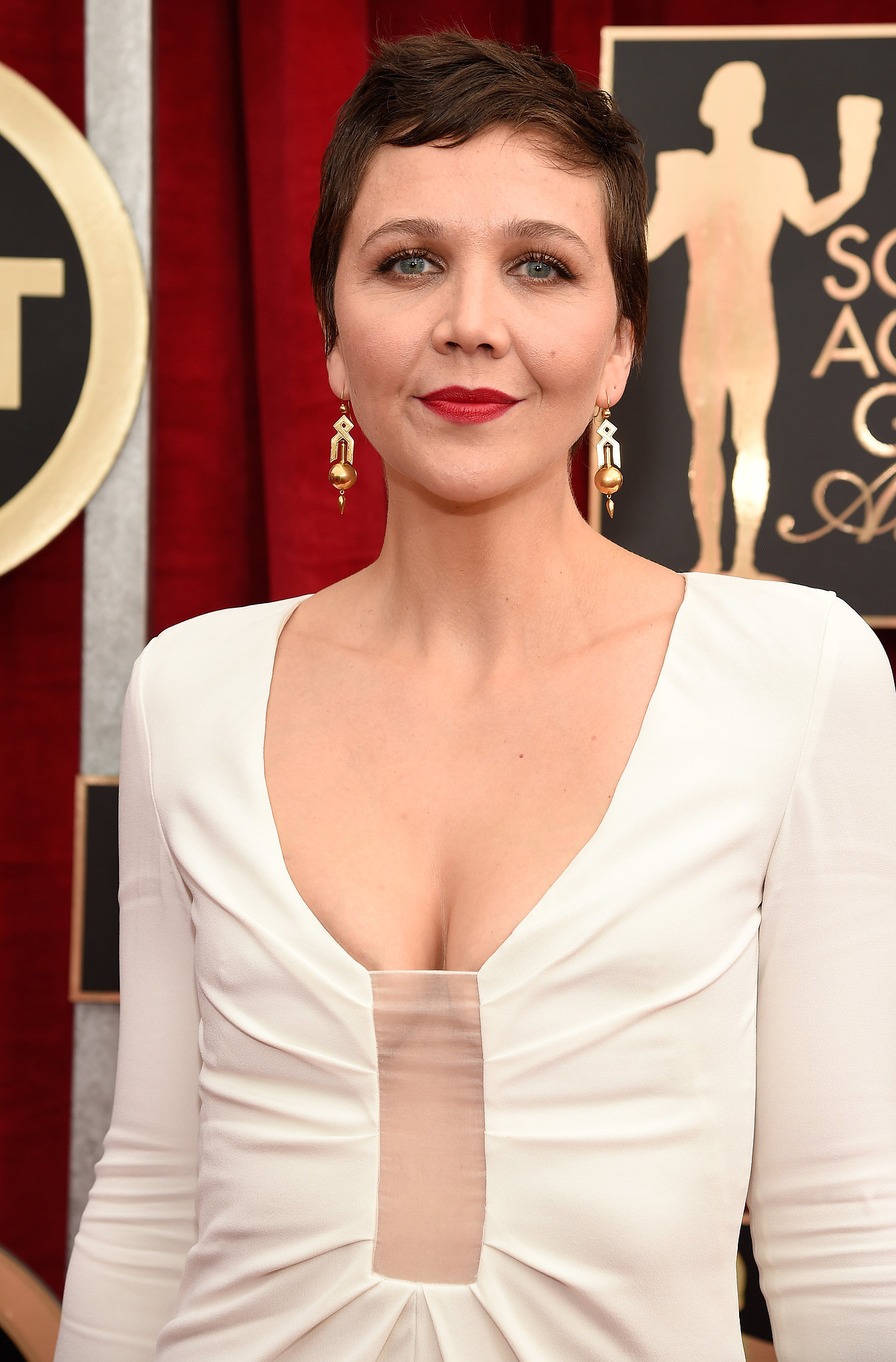 The Only SAG 2015 Award Recap You Need To Read – Celeb ... Maggie Gyllenhaal