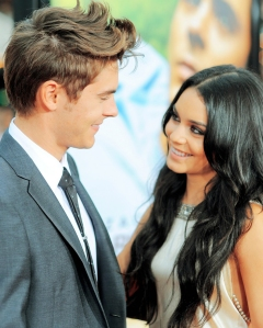 "Actors Zac Efron (L) and Vanessa Hudgens arrive at the premiere of Universal Pictures' ""Charlie St. Cloud"" held at the Regency Village Theatre on July 20, 2010 in Westwood, California. ""Charlie St. Cloud"" Los Angeles Premiere - Red Carpet Regency Village Theatre Westwood, CA United States July 20, 2010 Photo by Michael Caulfield/WireImage.com To license this image (61104035), contact WireImage.com"